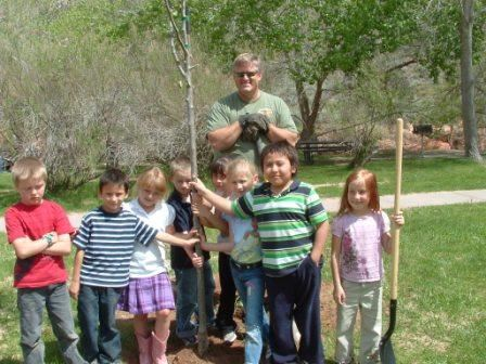 Arbor Day 2011 Children