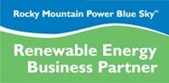 Rocky Mountain Power Blue Sky Renewable Energy Business Partner